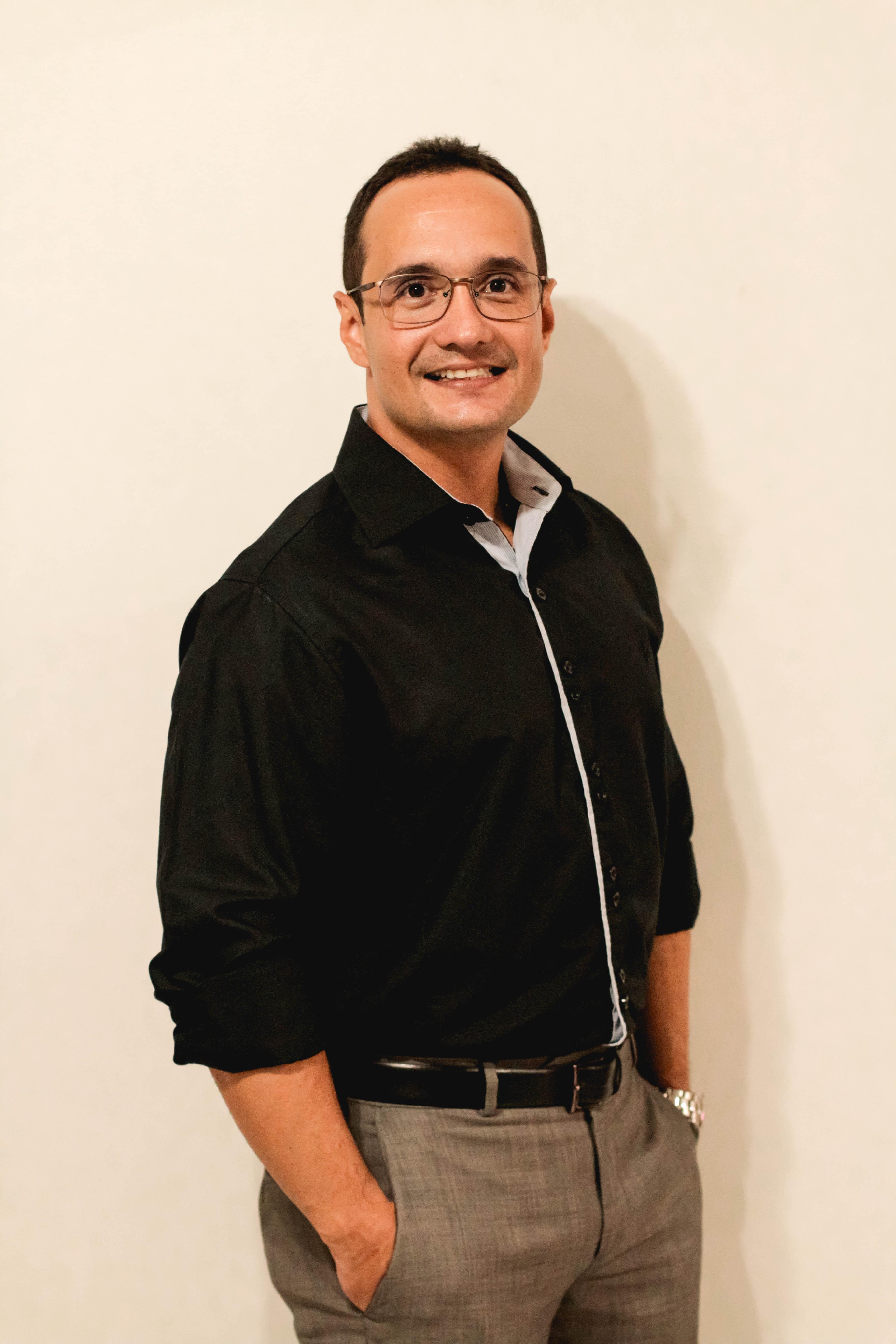 Professor Cristiano Brandão
